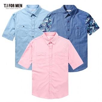 [TI FOR MEN] 티아이포맨 셔츠 27종택1