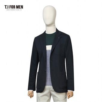 [TI FOR MEN] 티아이포맨 패턴조직 자켓 M152MJK205M1NV4