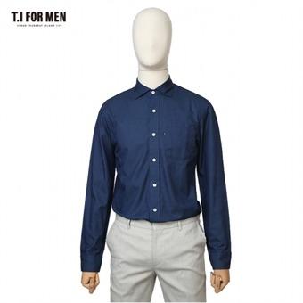[TI FOR MEN] 티아이포맨 긴팔셔츠 M152MSH454M1BL3