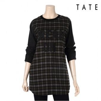 [테이트] 여성 패턴 긴팔원피스 KA4W0WOP010470