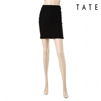 [테이트] 여성 H라인 미디움스커트 KA4W0WQS700450