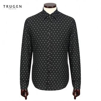 [트루젠S+] 패턴 긴팔셔츠 SS5W0MRC700434