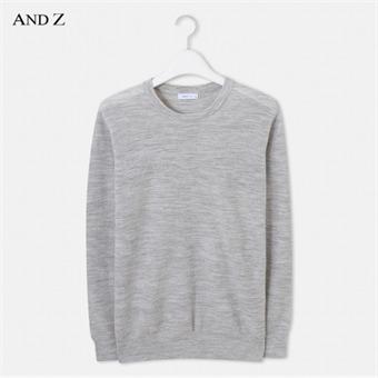 [앤드지] ANDZ 스웨터 BLW3ER1002LGR