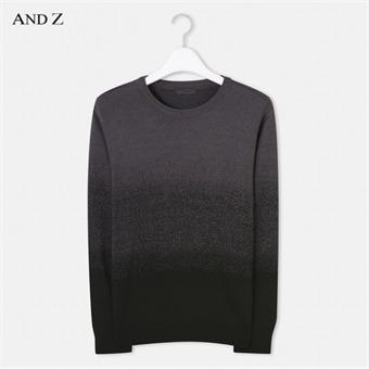 [앤드지] ANDZ 그라데이션 스웨터 BZW3ER1102GR
