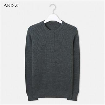 [앤드지] ANDZ 스웨터 BZW3ER1181GN