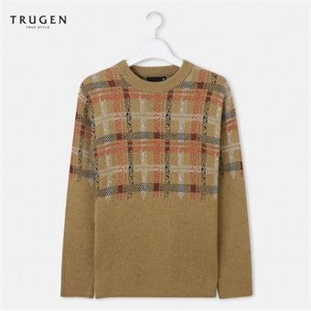 [트루젠S+] 프린트 스웨터 SS6W0MSP230150