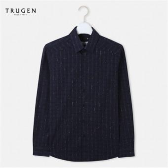 [트루젠S+] 패턴 긴팔셔츠 SS6W0MRC010412