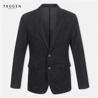 [트루젠S+] 패턴 투버튼 자켓 SS6W0MJK900460
