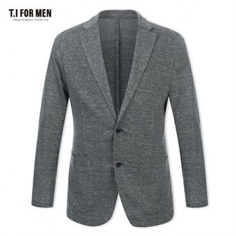 [TI FOR MEN] 티아이포맨 마혼방 투버튼 자켓 M174MJK227M1KH5