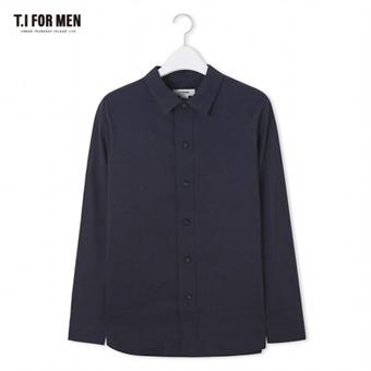 [TI FOR MEN] 티아이포맨 긴팔셔츠 M174MSH650M1NV3