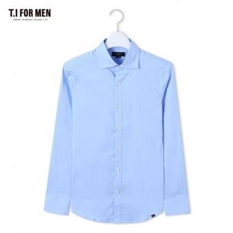 [TI FOR MEN] 티아이포맨 긴팔셔츠 M162MSH804M1BL1