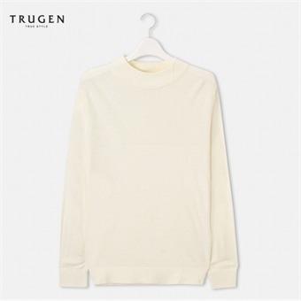 [트루젠S+] 스타일리쉬 하프터틀넥 스웨터 TS7F9MSP910130