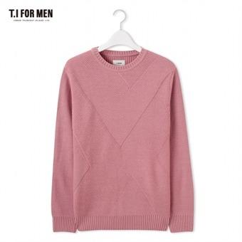 [TI FOR MEN] 티아이포맨 스웨터 M176MSW407M1PK2