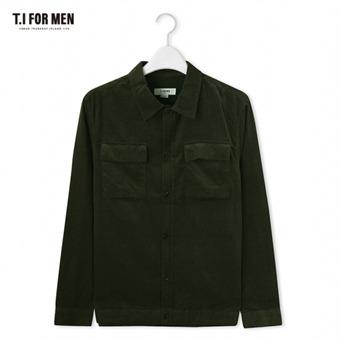 [TI FOR MEN] 티아이포맨 긴팔셔츠 M176MSH427M1KH2