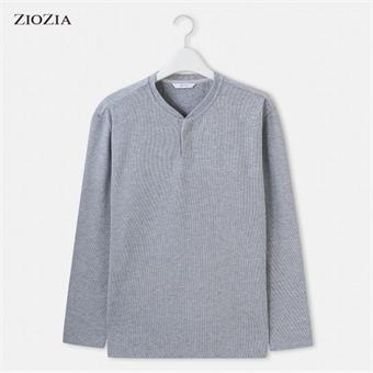 [지오지아] 긴팔 티셔츠 ABY4TR1102GR