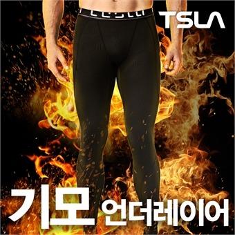 테슬라 언더레이어 기모 긴바지 TM-YUP43 10종