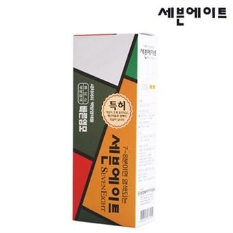 세븐에이트 일반 염색약 (1제 60g 2제 60g)