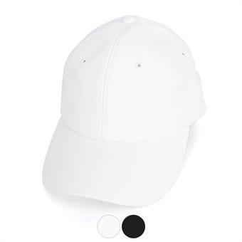 [디꾸보]무지 레자 볼캡 바이저 모자 DCH-HN226