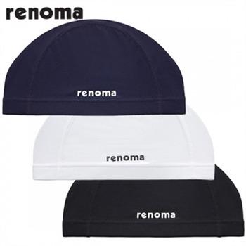 [레노마] 스판수모 수영모자 색상 택1 RC9201-BK,NV,WH