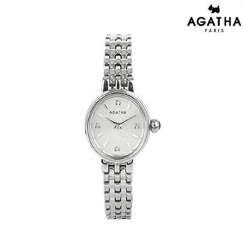 [AGATHA] 여성 메탈시계 (275801S_882)