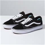 [반스] VANS 캐주얼화 VN0A3WMAVNE BLACK TRUE WHITE