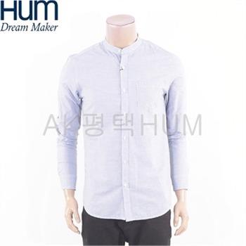 [흄]셔츠 남성 차이나 카라 셔츠(FHNSCSL104M)