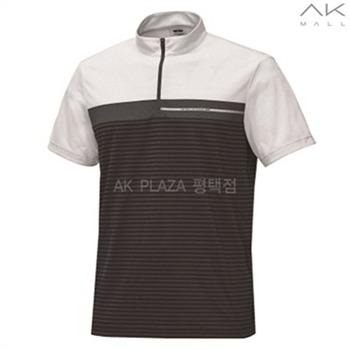 [르까프] 남성 반짚업 기능성 티셔츠 1218 TZ214 MG