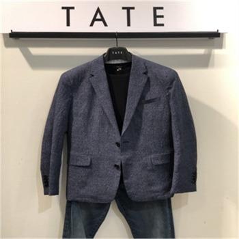 [테이트] 남성 투버튼 스판 테일러자켓 KA9U4-MJK050