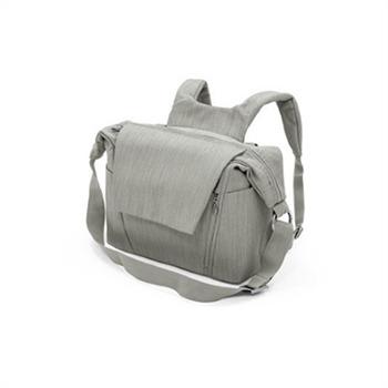 [스토케] 브러쉬드 체인징백 기저귀가방 (색상선택)