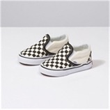 [반스] VANS 베이비화 VN000EX8BWW CHECKERBOARD