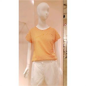[오조크]옆선포인트 스트라이프 티셔츠(17135)