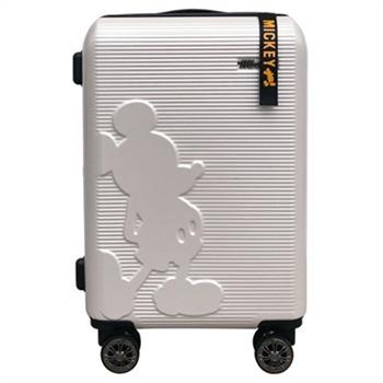 [디즈니]히어로 20인치 기내용 하드 캐리어 여행용 가방 미키 캐릭터 여행가방 확장형