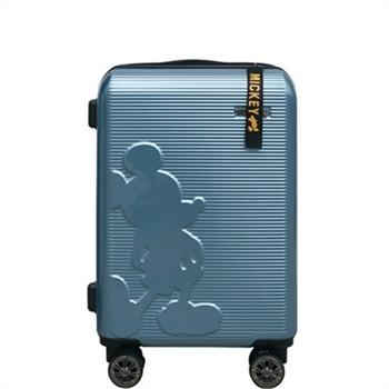 [디즈니]히어로 24인치 화물용 하드 캐리어 여행용 가방 미키 캐릭터 여행용가방 확장형