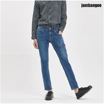 [jambangee]남성 오비안밴드 테이퍼드 데님(AJ3DTA21)