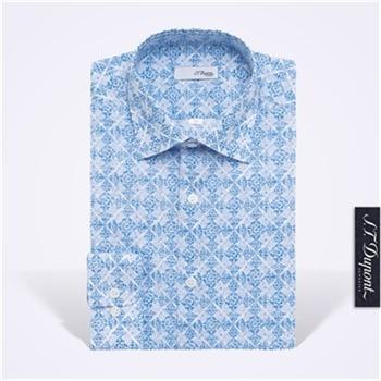 [듀퐁]남성 플라워패턴 긴소매셔츠 9SM11LS130SBU