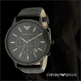 EMPORIO ARMANI 엠포리오 아르마니 AR2461 가죽시계