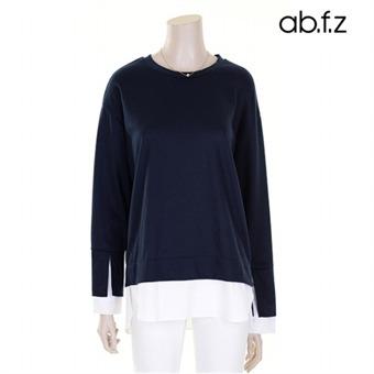 소매트임 셔츠믹싱 티셔츠 (AFR2GK20A)