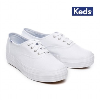 케즈 여자 신발 트리플 시즈널 솔리드 (WF49946))