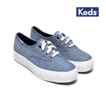 케즈 여자 신발 트리플 시즈널 솔리드 (WF56552))