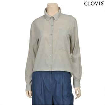 [클라비스] Y 베이직 면 셔츠-CVYW62401P_49
