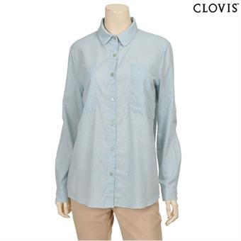 [클라비스] Y 베이직 면 셔츠-CVYW62401P_51