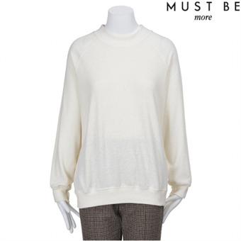 [머스트비] Y 가오리 루즈 티셔츠 - FMJWCTA560M_IVA