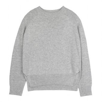 [로엠] WY 앙고라 반넥 스웨터 - RMKA74VR12_16