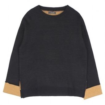 [로엠] WY 양면조직 스웨터 - RMKA74TR21_59