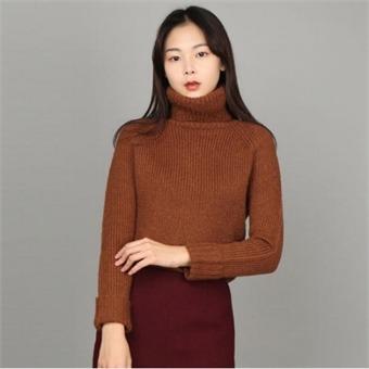 [로엠] WY 루즈핏 터틀넥 스웨터 - RMKA74TR11_11