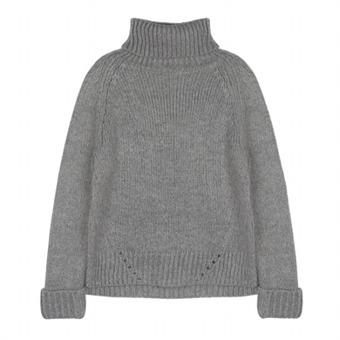 [로엠] WY 루즈핏 터틀넥 스웨터 - RMKA74TR11_15