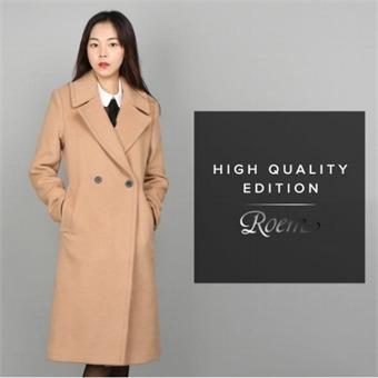 [로엠] WY 울 80 롱 여성형 탄탄 코트 - RMJH74VR11_35