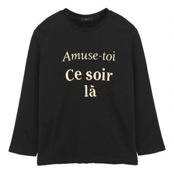 [로엠] WY 레터링 도톰 티셔츠 - RMLW74TGQ1_19