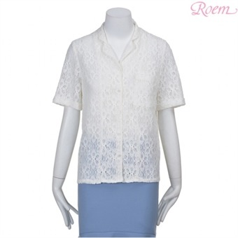 [로엠] WY 파자마 카라 린넨 셔츠 - RMYW737GQ1_39