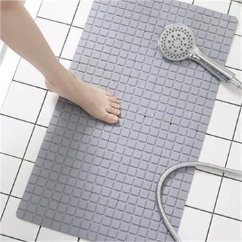 욕실 욕조 미끄럼 방지 실리콘 논슬립 안전 욕실매트[모아모아요]